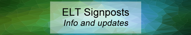 link to elt signposts info and updates